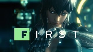 Ghost in the Shell: First Assault: 11 Minutes of Gameplay - IGN First