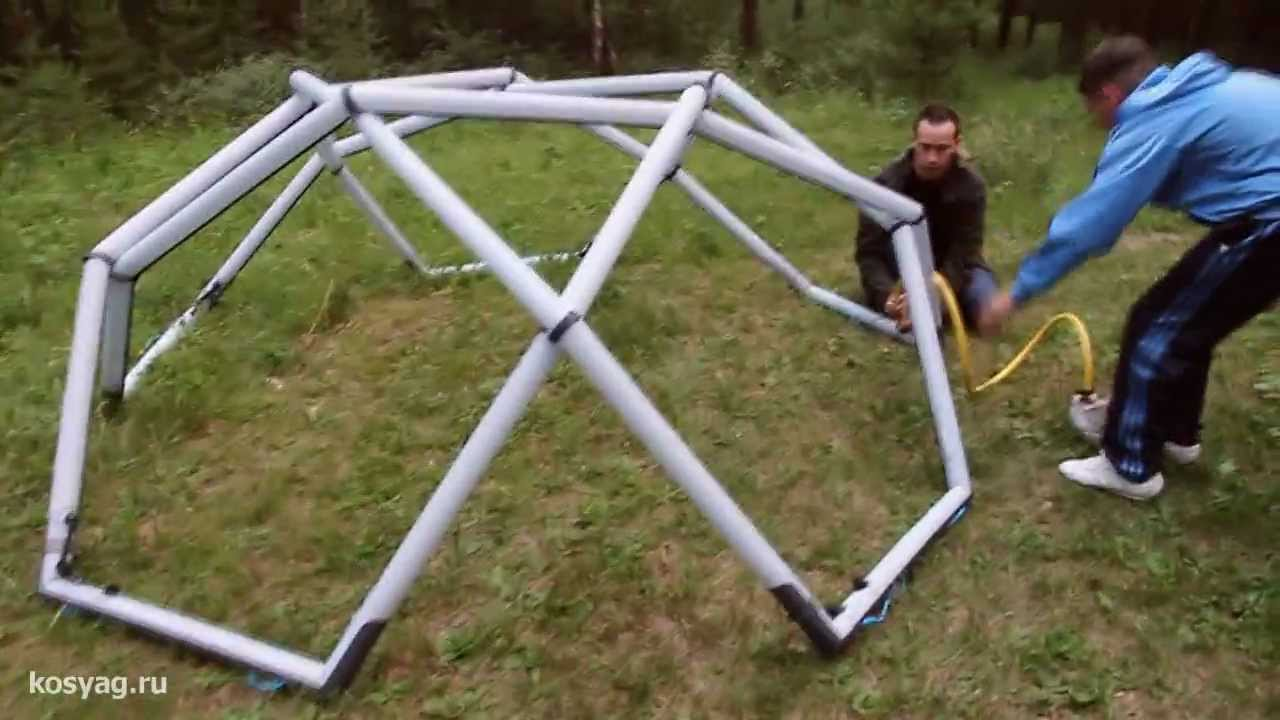 Палатка Heimplanet the Cave | Tent Heimplanet the Cave - YouTube