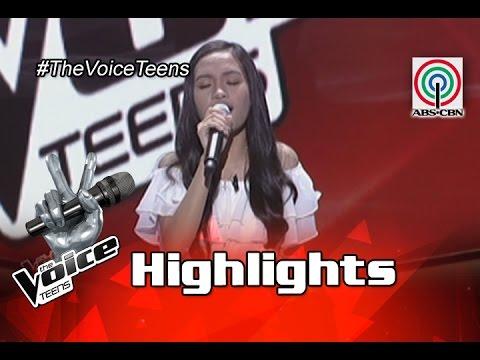 Mica Becerro sings Starting Over Again