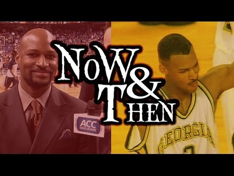 Former Backcourt Mate Drew Barry Congratulates New ACC Legend Travis Best | ACC Now & Then