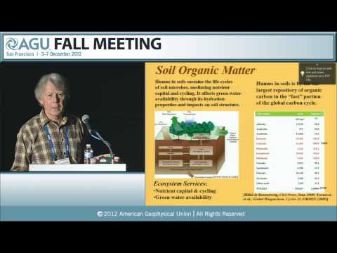 Langbein Lecture: H22A. The Soil Underfoot: Green Water and Global Food Security - 2012 Fall Meeting