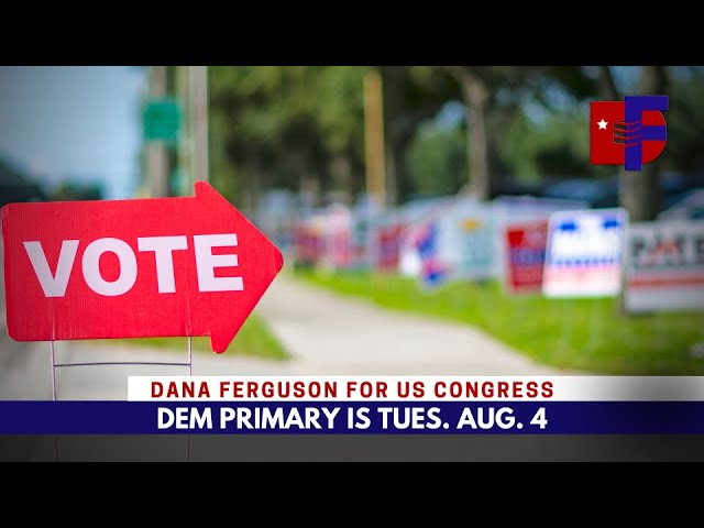 Primary Countdown to Tues. Aug. 4