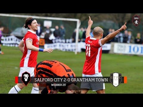Danny Webber's goal against Grantham Town