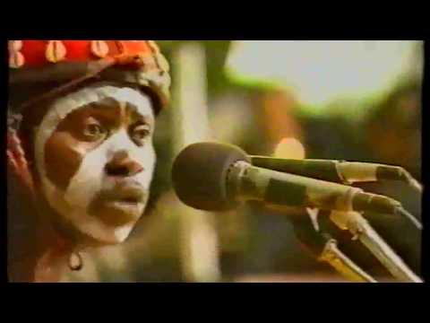 Ghana key soap concert party comedian nkomode