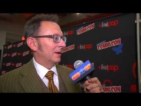 Michael Emerson New York Comic Con Interview