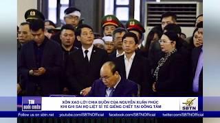 Xôn xao lời chia buồn của Nguyễn Xuân Phúc khi ghi sai họ liệt sĩ té giếng chết