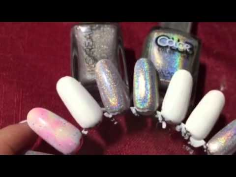 Masked Affair By L Oreal Vs Harp On It By Color Club Youtube
