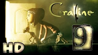 Coraline Walkthrough Part 9 (PS2) ~ Movie Game * HD *