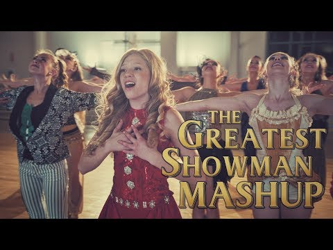 The Greatest Showman MASHUP by Lyza Bull...