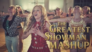 Download The Greatest Showman MASHUP by Lyza Bull of OVCC | Arr. McKay Crockett-Dir. of BYU Vocal Point Mp3 and Videos