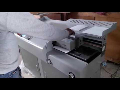 950Z Perfect Book Binding