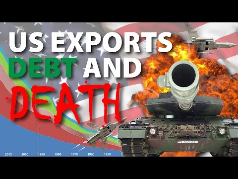US Exports Debt and Death + Silver UPDATE - David Morgan Interview