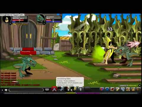 aqw how to get mystic shard