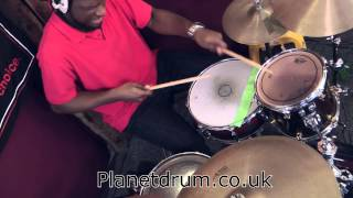 Jerry Brown Rudimental Groove #1