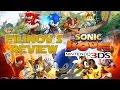 FIlinov S Review Sonic Boom для Nintendo 3DS mp3