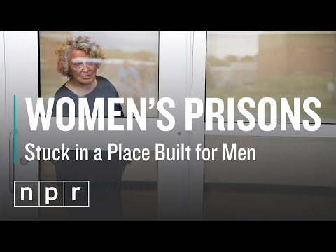 In Prison, Discipline Comes Down Hardest On Women | Let's Talk | NPR thumbnail
