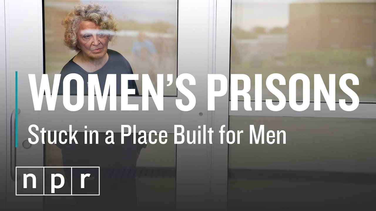 In Prison, Discipline Comes Down Hardest On Women | Let's Talk | NPR
