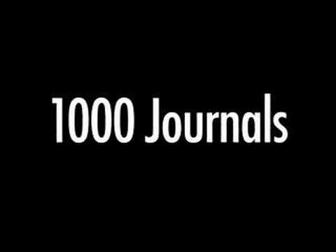 1000 Journals is listed (or ranked) 7 on the list List of All Movies Released in 2007