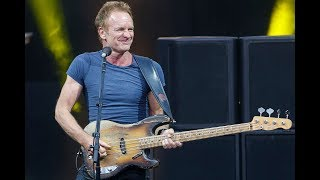 Sting in talks to headline Super Bowl tailgate show