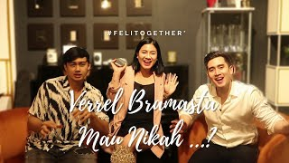 PENGAKUAN VERREL BRAMASTA MASIH SAYANG WILONA‼️ | Felitogether Official