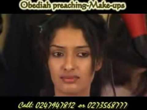Satanic Make-Ups, Fashion, Hair etc ( Twi ) preaching by Obediah Amankwah