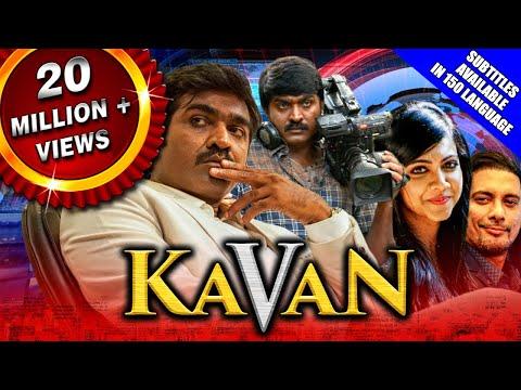 Kavan (2019) New Hindi Dubbed Full Movie | Vijay Sethupathi, Madonna Sebastian, T. Rajendar