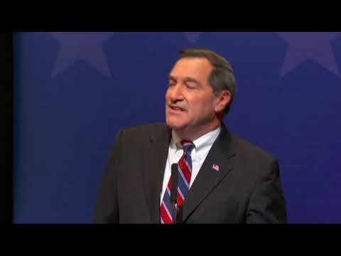 Joe Donnelly Gives Incredibly Awkward Answer About Diversity