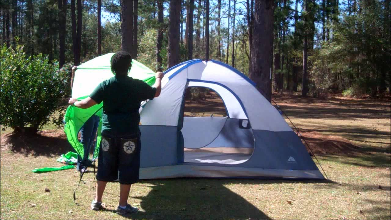 Tent Time & Tent Time - YouTube