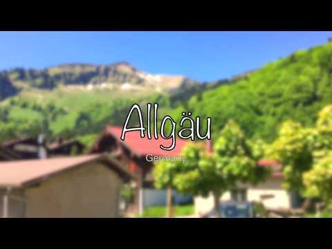 Beautiful Allgäu, Germany
