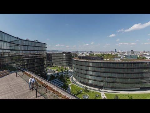 Erste Campus - Das neue Headquarter der Erste Group