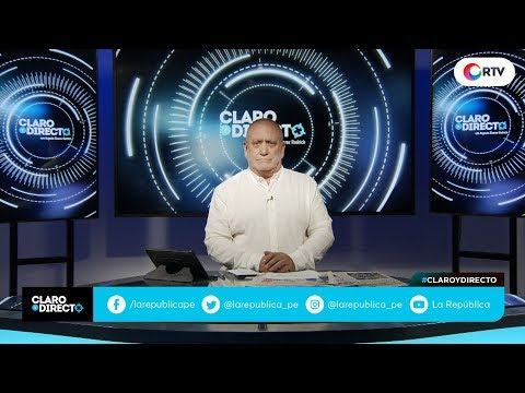 Fin de la dictadura FujiAprista | Claro y Directo con Augusto Álvarez Rodrich