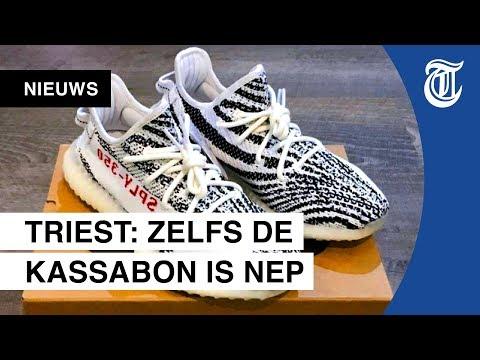 Fake Yeezy's? Zo