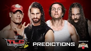 WWE TLC: Tables, Ladders & Chairs... and Stairs 2014 PPV Predictions
