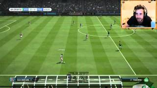 Fifa 14 | JOUONS ENSEMBLE ! #2