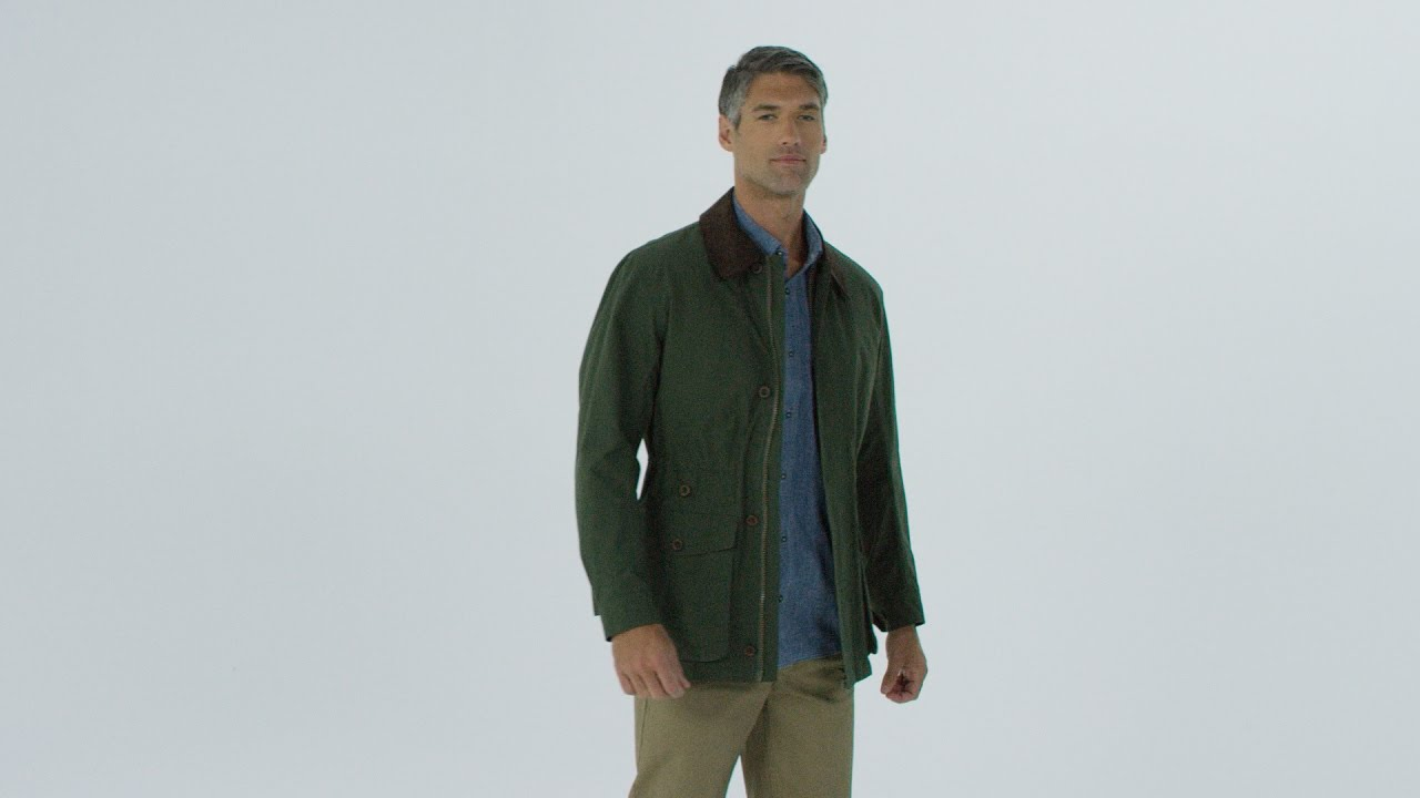 09e2bf6766a73 ORVIS - Men's Ventile® Field Jacket - YouTube