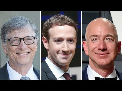 Top 25 Richest People In The World
