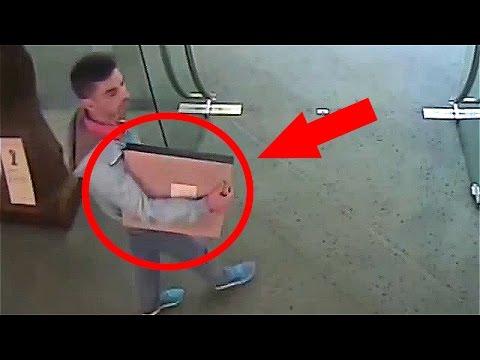7 Глупых Преступлений, Снятых на Камеру
