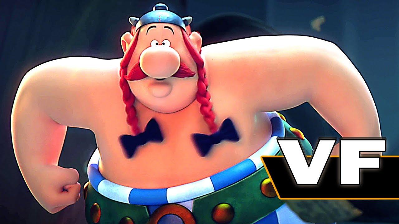 Asterix Le Secret De La Potion Magique Bande Annonce Vf