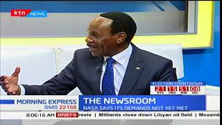Ezekiel Mutua: Unpacking political analyst