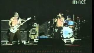 Video Minor Thing - Red Hot Chili Peppers - Live in Seoul, Korea (26.07.2002) download MP3, 3GP, MP4, WEBM, AVI, FLV Juli 2018