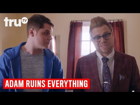 Adam Ruins Everything - Our Overuse Of SWAT Teams Makes Us Less Safe | TruTV