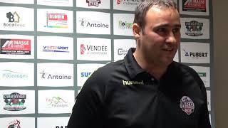 ITW de Liviu Burileanu coach de ASB Rezé Handball