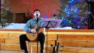 Ēriks Loks Ziemsvētkos. Vakar vakarā