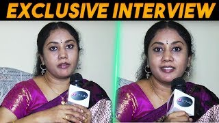 Exclusive Interview with Actress Shanthi Anand