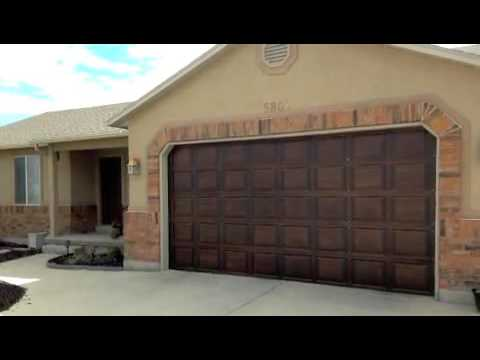 Divine Door Designs Utah Garage Door Faux Paint Make