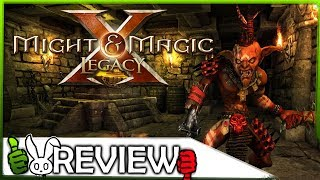 Might & Magic X: Legacy REVIEW!
