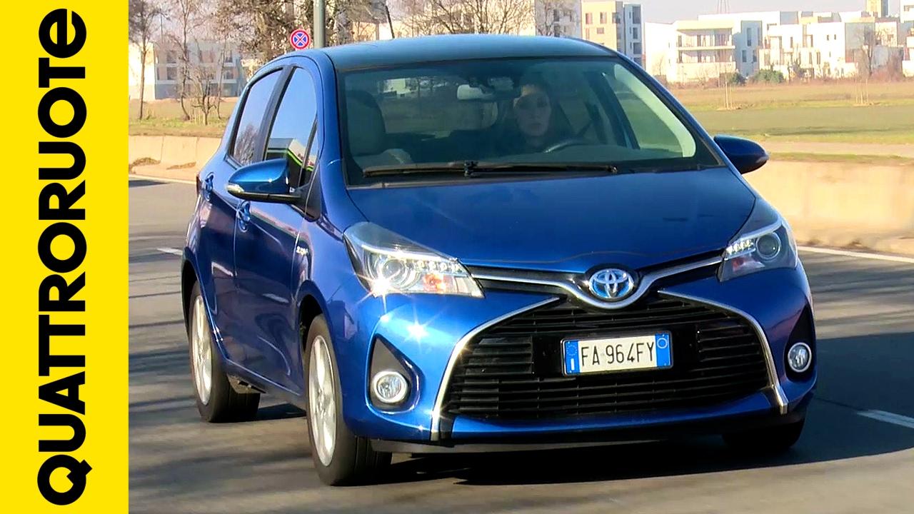 toyota yaris 1.5 hybrid - la prova dei 50.000 km: ecco com'è