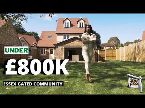 UNDER £800K FOR