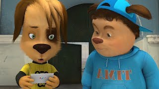 Барбоскины | Пишите письма  Сборник мультфильмов для детей