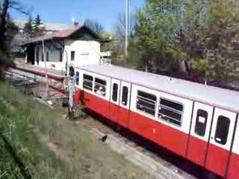 Cogwheel Railway In Budapest - Fogaskerekű